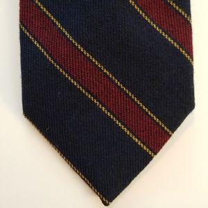 Robert Talbott Virgin Wool Striped Tie